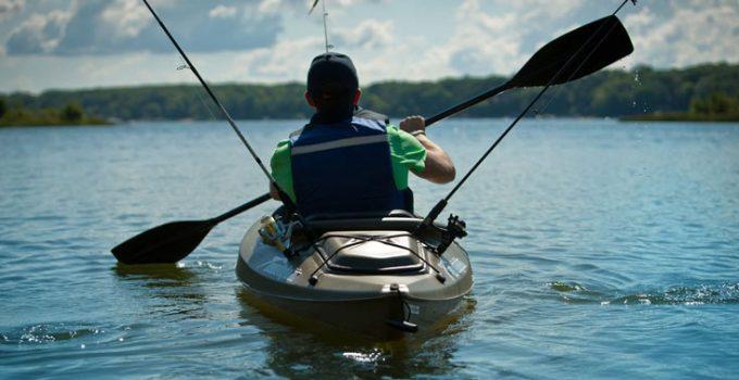 Sun Dolphin Kayak