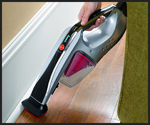 Bagless Handheld Dustbuster