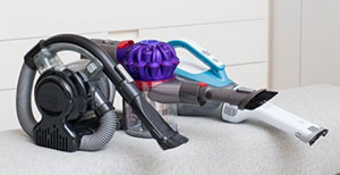 Featured Image of Best Dustbuster for All Kinds of Cleaning Jobs Small Version