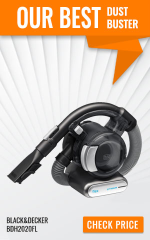 Black&Decker BDH2020FL Banner