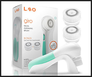 Lavo Facial Cleansing Brush