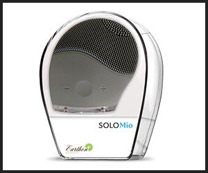 Solo Mio for Him Facial Cleansing Brush